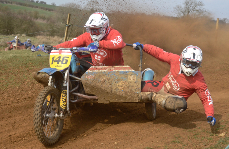 Northampton Classic Scramble Sproxton April 2016 www.classicdirtbikerider.com Photos by Eric Miles (27)
