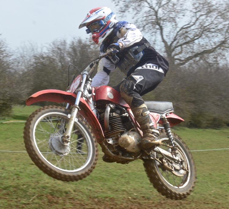 Northampton Classic Scramble Sproxton April 2016 www.classicdirtbikerider.com Photos by Eric Miles (34)
