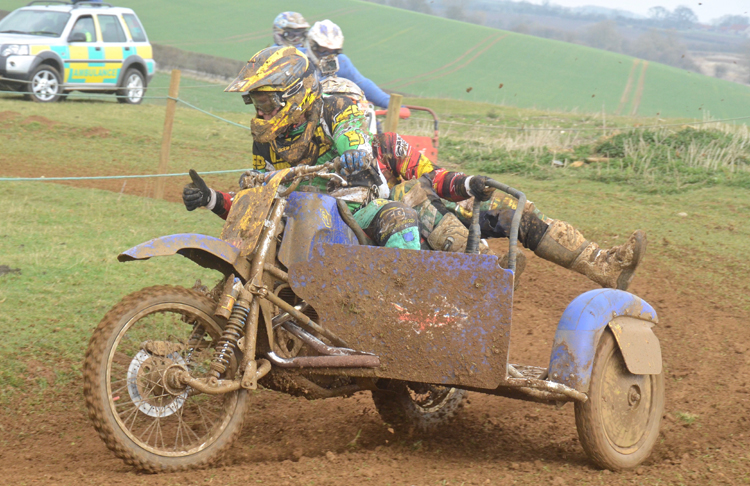 Northampton Classic Scramble Sproxton April 2016 www.classicdirtbikerider.com Photos by Eric Miles (35)