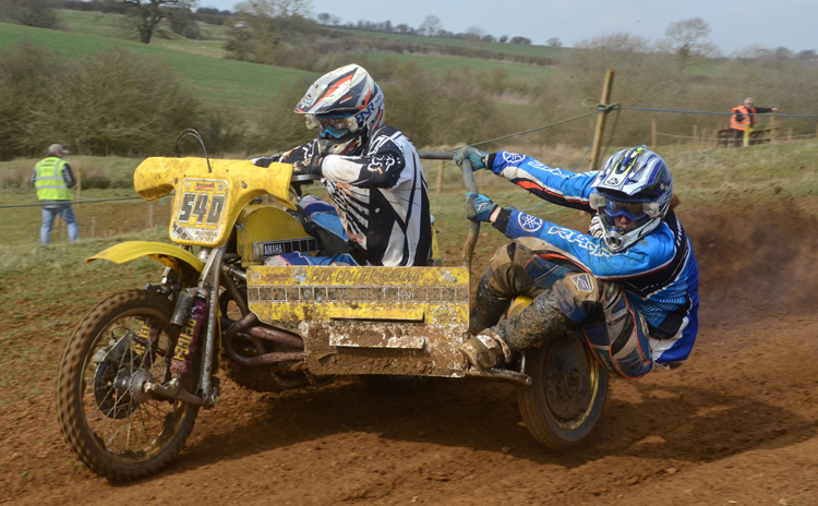 Northampton Classic Scramble Sproxton April 2016 www.classicdirtbikerider.com Photos by Eric Miles (40)