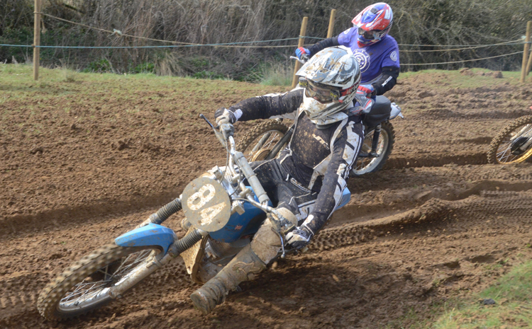Northampton Classic Scramble Sproxton April 2016 www.classicdirtbikerider.com Photos by Eric Miles (50)