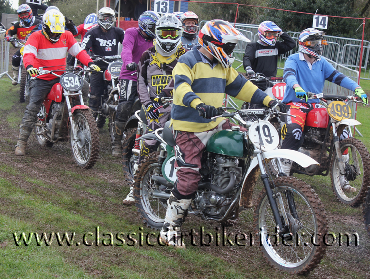 Red Marley Hill Climb 2016 Photos Pictures Report Results www.classicdirtbikerider.com 1