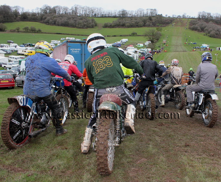 Red Marley Hill Climb 2016 Photos Pictures Report Results www.classicdirtbikerider.com 10