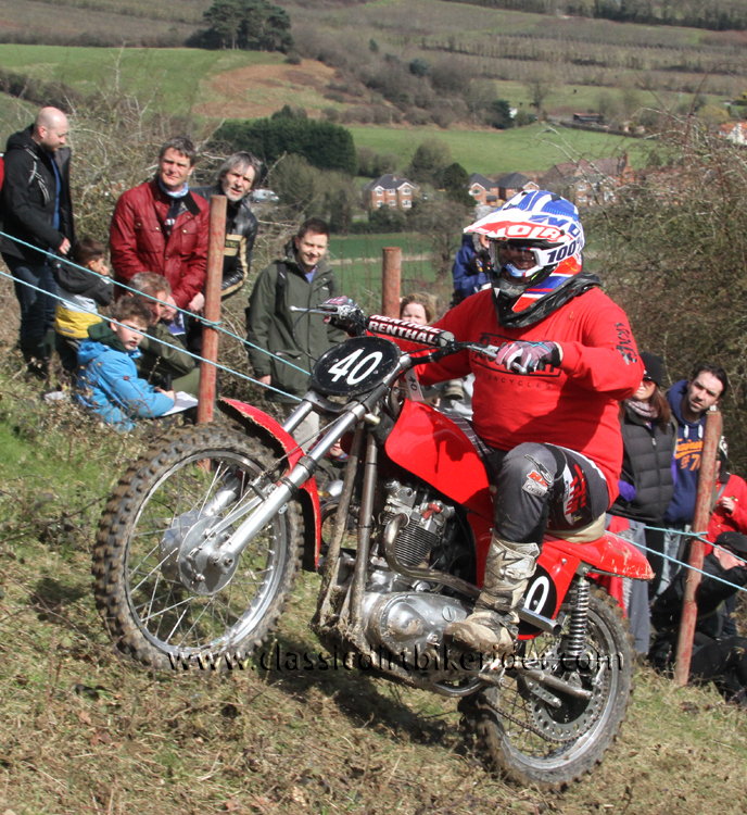 Red Marley Hill Climb 2016 Photos Pictures Report Results www.classicdirtbikerider.com 102