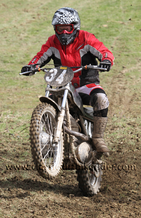 Red Marley Hill Climb 2016 Photos Pictures Report Results www.classicdirtbikerider.com 104