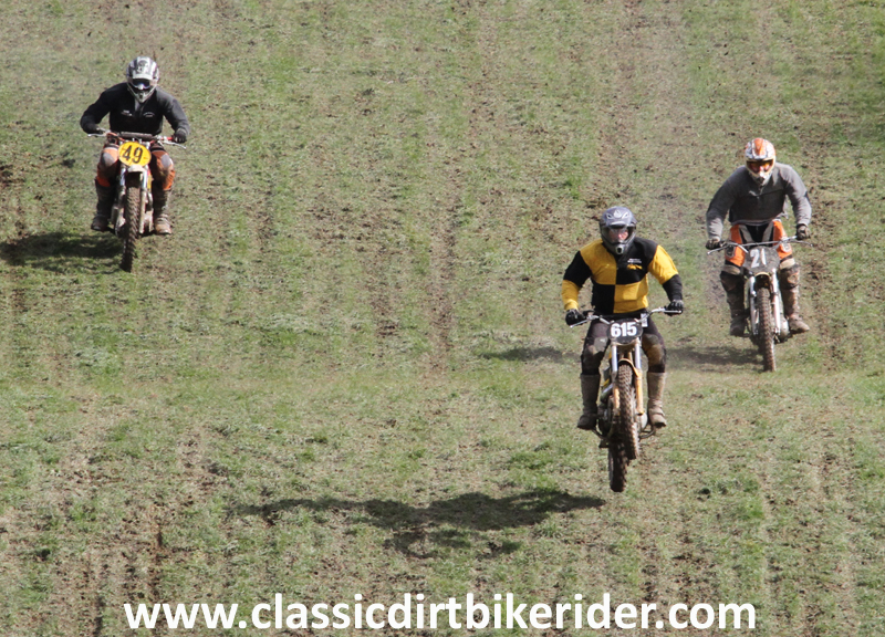 Red Marley Hill Climb 2016 Photos Pictures Report Results www.classicdirtbikerider.com 105
