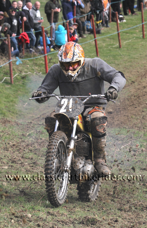 Red Marley Hill Climb 2016 Photos Pictures Report Results www.classicdirtbikerider.com 106