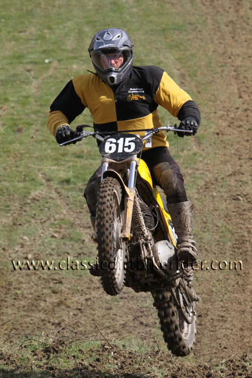 Red Marley Hill Climb 2016 Photos Pictures Report Results www.classicdirtbikerider.com 107