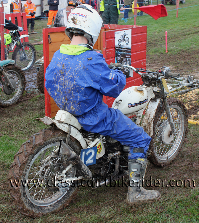 Red Marley Hill Climb 2016 Photos Pictures Report Results www.classicdirtbikerider.com 11