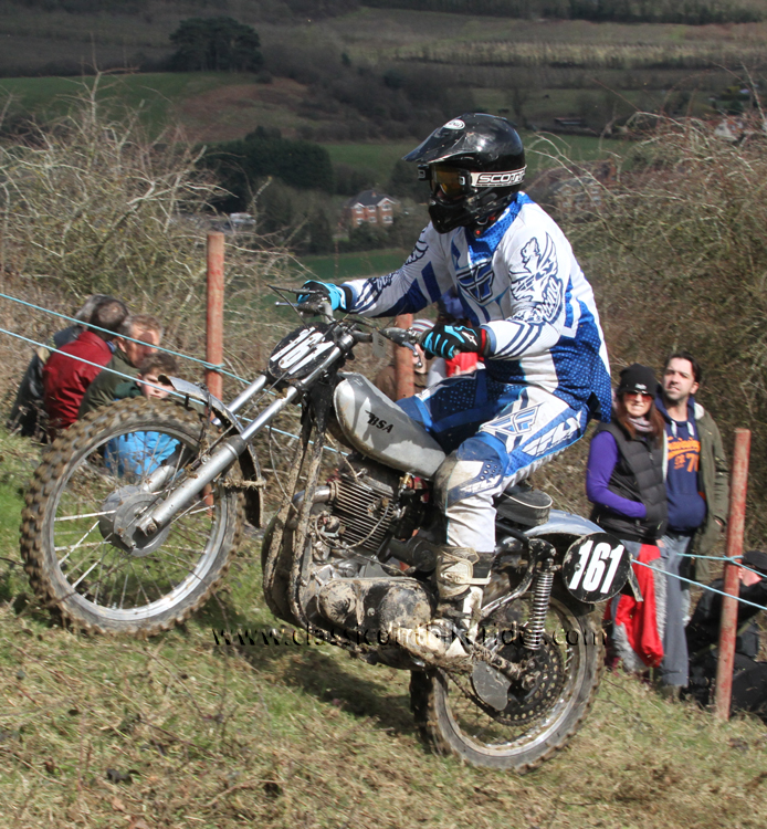 Red Marley Hill Climb 2016 Photos Pictures Report Results www.classicdirtbikerider.com 110