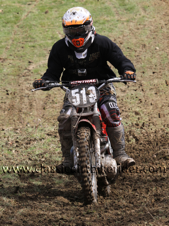 Red Marley Hill Climb 2016 Photos Pictures Report Results www.classicdirtbikerider.com 112