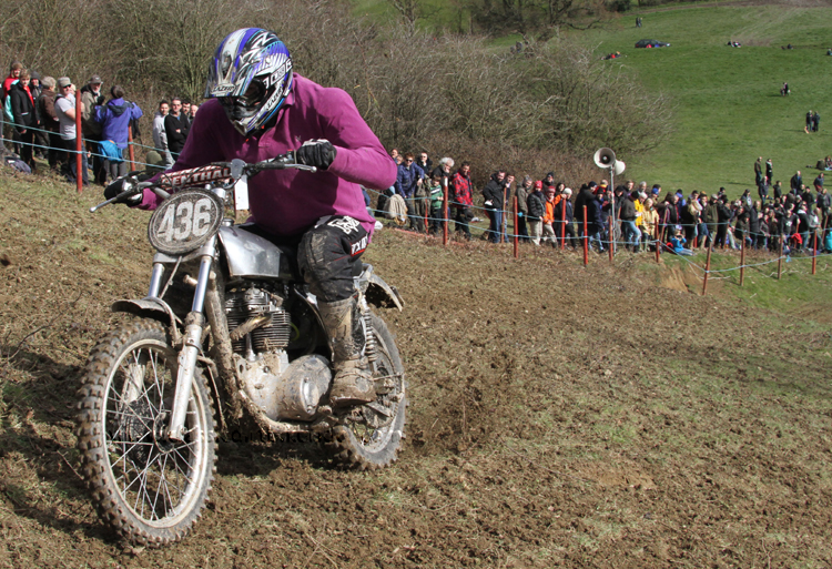 Red Marley Hill Climb 2016 Photos Pictures Report Results www.classicdirtbikerider.com 113