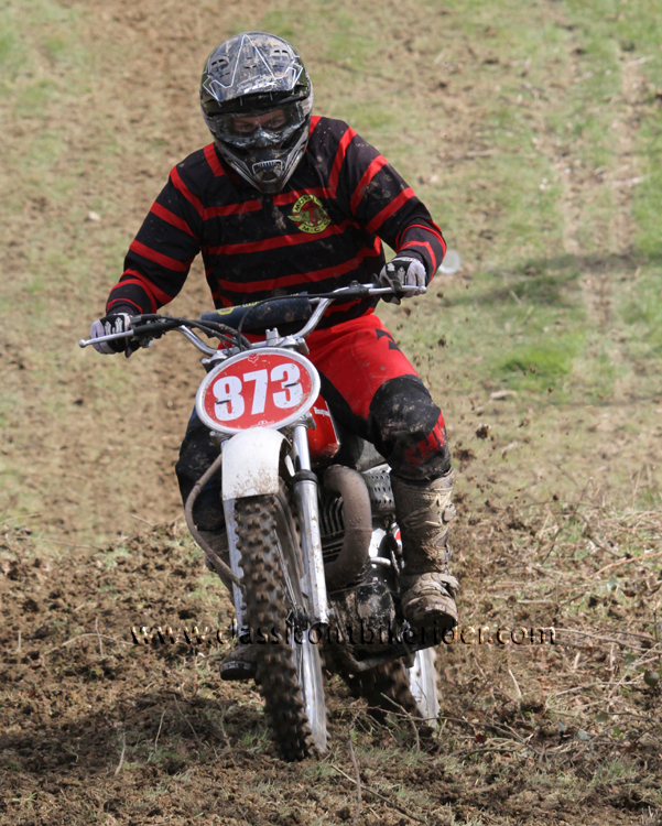 Red Marley Hill Climb 2016 Photos Pictures Report Results www.classicdirtbikerider.com 114