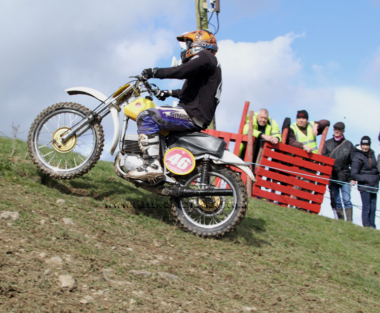 Red Marley Hill Climb 2016 Photos Pictures Report Results www.classicdirtbikerider.com 115