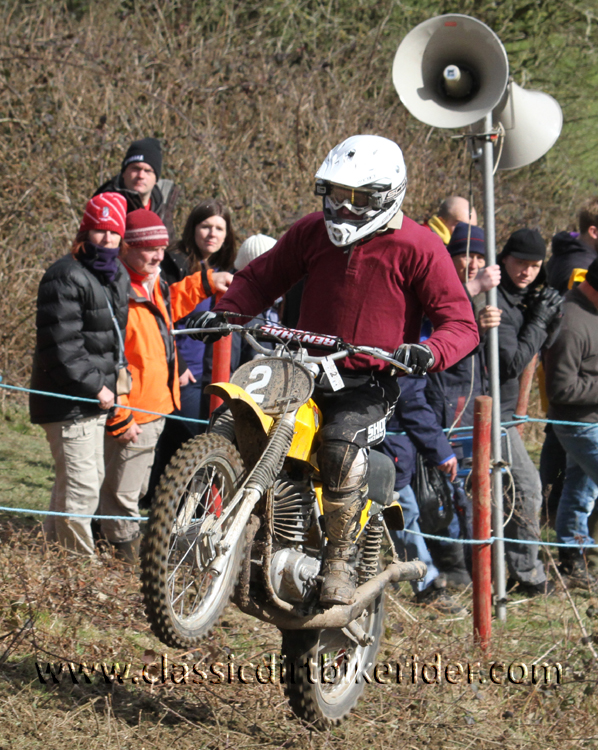 Red Marley Hill Climb 2016 Photos Pictures Report Results www.classicdirtbikerider.com 116