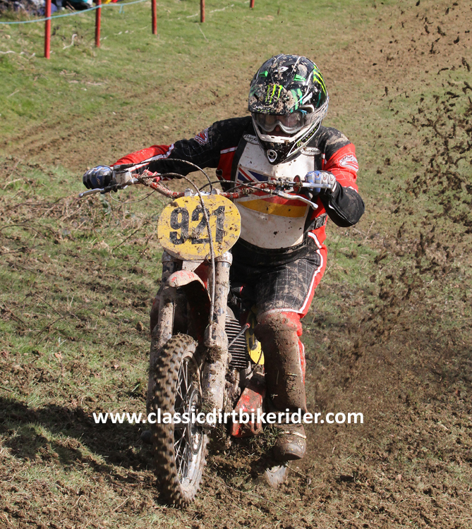 Red Marley Hill Climb 2016 Photos Pictures Report Results www.classicdirtbikerider.com 117