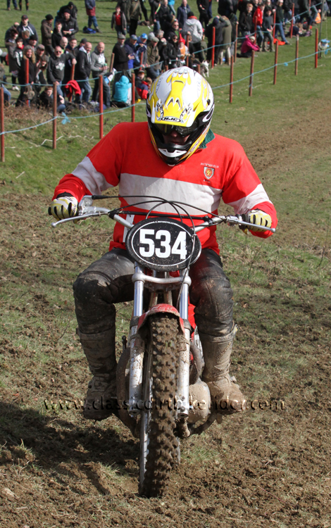 Red Marley Hill Climb 2016 Photos Pictures Report Results www.classicdirtbikerider.com 119