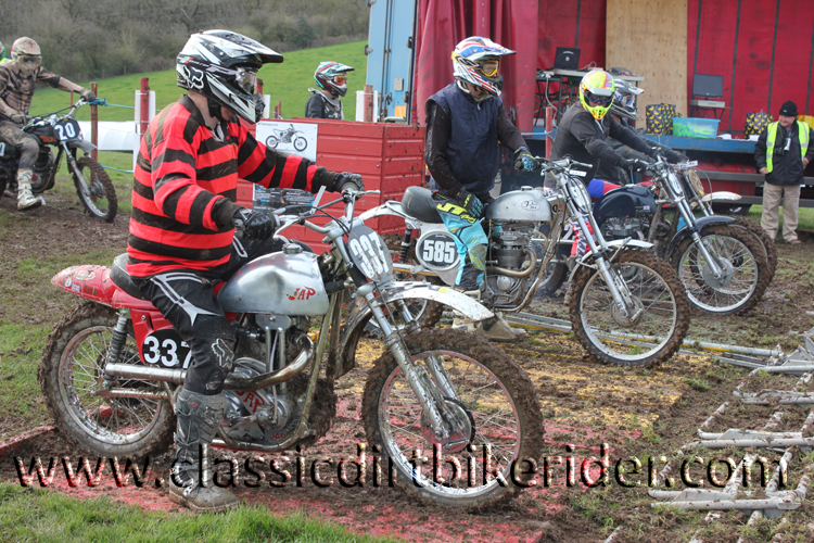 Red Marley Hill Climb 2016 Photos Pictures Report Results www.classicdirtbikerider.com 12