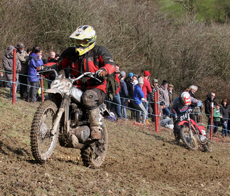 Red Marley Hill Climb 2016 Photos Pictures Report Results www.classicdirtbikerider.com 120