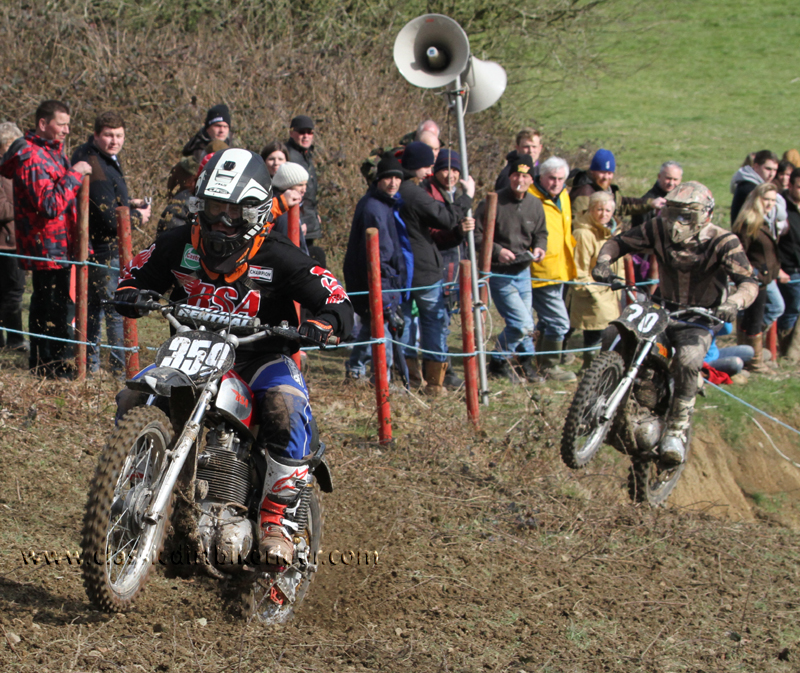 Red Marley Hill Climb 2016 Photos Pictures Report Results www.classicdirtbikerider.com 124