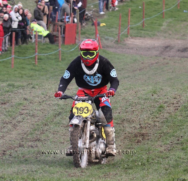 Red Marley Hill Climb 2016 Photos Pictures Report Results www.classicdirtbikerider.com 128