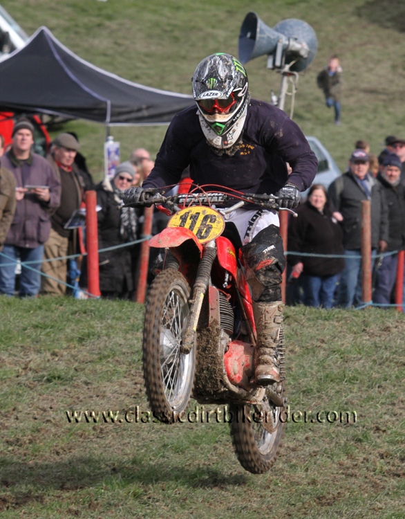 Red Marley Hill Climb 2016 Photos Pictures Report Results www.classicdirtbikerider.com 129