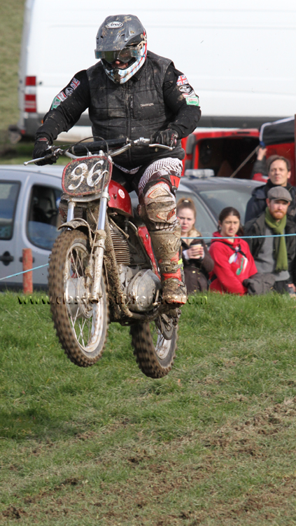 Red Marley Hill Climb 2016 Photos Pictures Report Results www.classicdirtbikerider.com 130