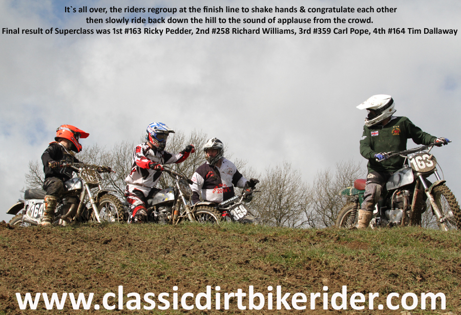Red Marley Hill Climb 2016 Photos Pictures Report Results www.classicdirtbikerider.com 139