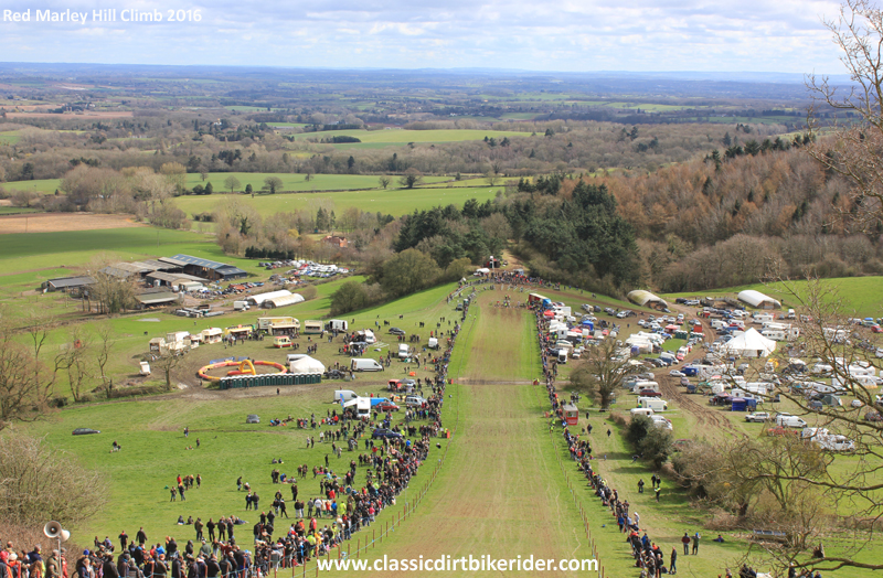 Red Marley Hill Climb 2016 Photos Pictures Report Results www.classicdirtbikerider.com 15