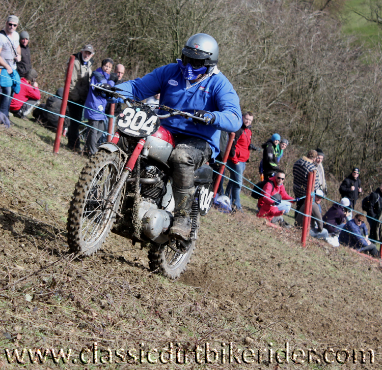 Red Marley Hill Climb 2016 Photos Pictures Report Results www.classicdirtbikerider.com 17