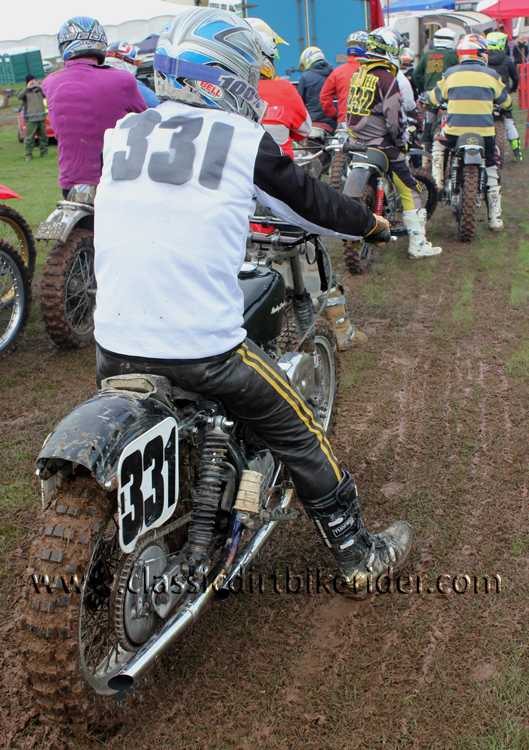 Red Marley Hill Climb 2016 Photos Pictures Report Results www.classicdirtbikerider.com 2