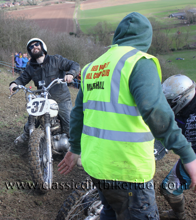 Red Marley Hill Climb 2016 Photos Pictures Report Results www.classicdirtbikerider.com 22