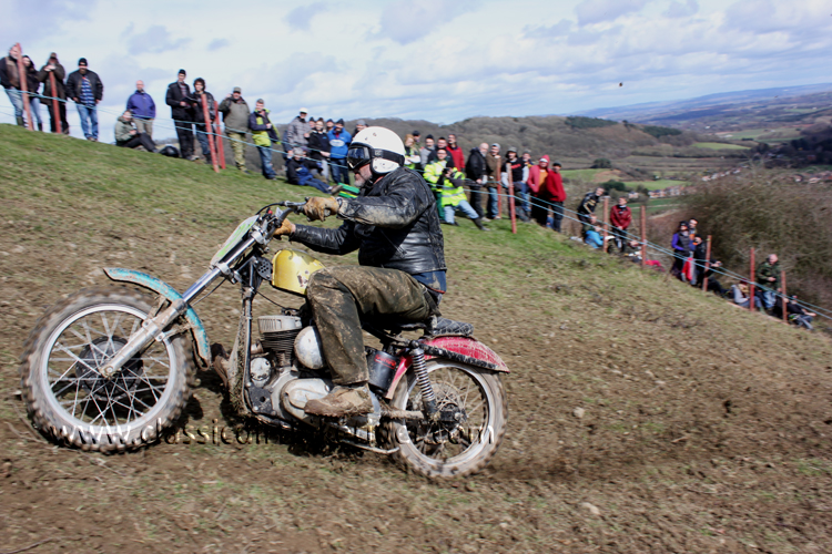 Red Marley Hill Climb 2016 Photos Pictures Report Results www.classicdirtbikerider.com 25