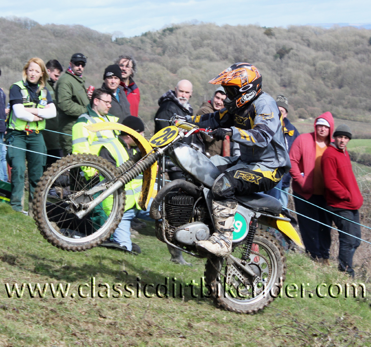 Red Marley Hill Climb 2016 Photos Pictures Report Results www.classicdirtbikerider.com 26