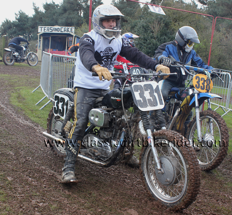 Red Marley Hill Climb 2016 Photos Pictures Report Results www.classicdirtbikerider.com 3