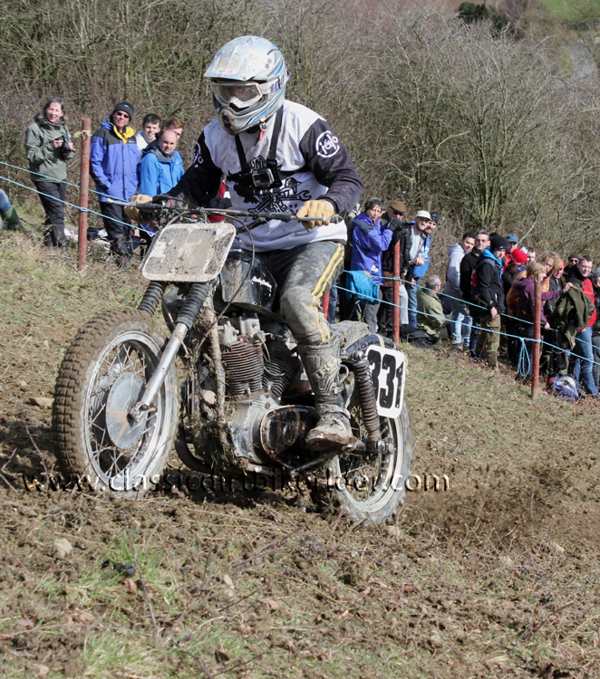 Red Marley Hill Climb 2016 Photos Pictures Report Results www.classicdirtbikerider.com 33