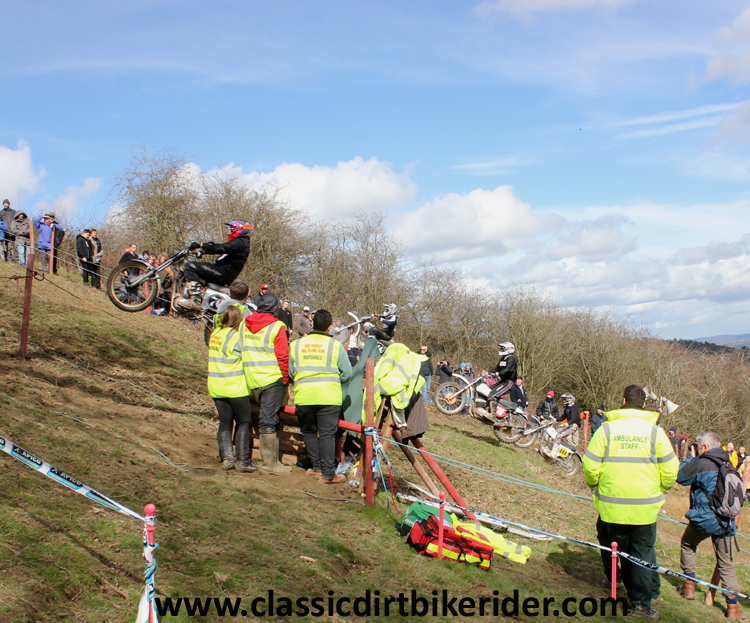 Red Marley Hill Climb 2016 Photos Pictures Report Results www.classicdirtbikerider.com 35