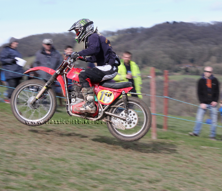 Red Marley Hill Climb 2016 Photos Pictures Report Results www.classicdirtbikerider.com 37