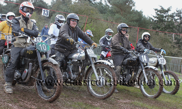 Red Marley Hill Climb 2016 Photos Pictures Report Results www.classicdirtbikerider.com 4