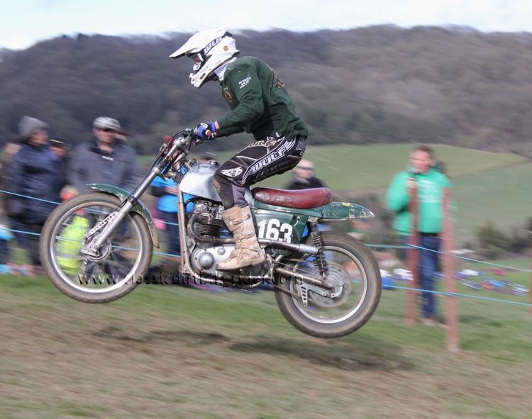 Red Marley Hill Climb 2016 Photos Pictures Report Results www.classicdirtbikerider.com 40