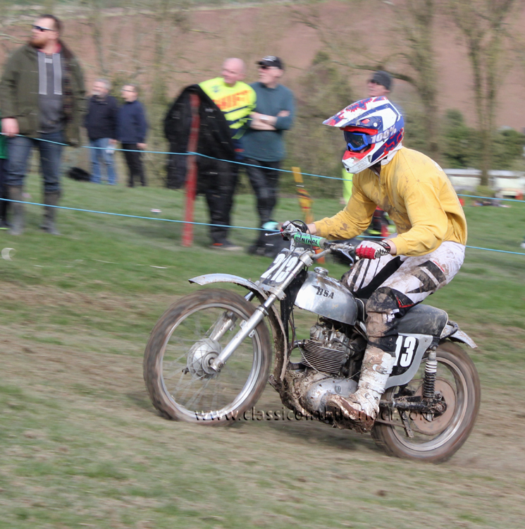 Red Marley Hill Climb 2016 Photos Pictures Report Results www.classicdirtbikerider.com 41