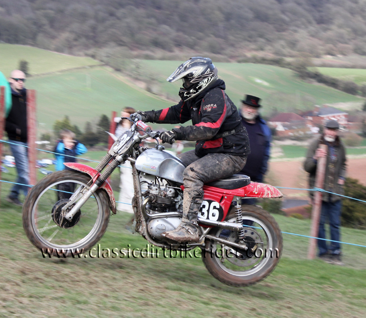 Red Marley Hill Climb 2016 Photos Pictures Report Results www.classicdirtbikerider.com 43