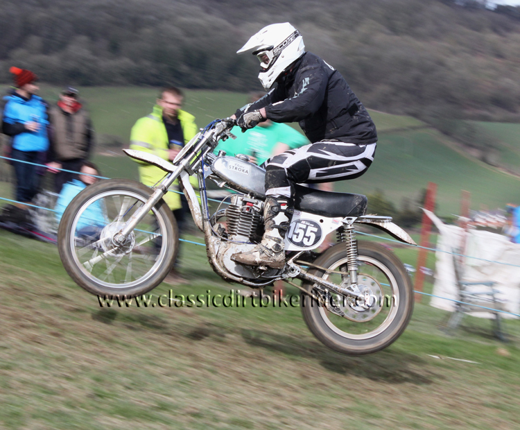Red Marley Hill Climb 2016 Photos Pictures Report Results www.classicdirtbikerider.com 45