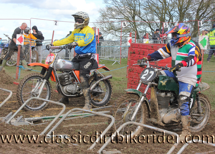 Red Marley Hill Climb 2016 Photos Pictures Report Results www.classicdirtbikerider.com 48