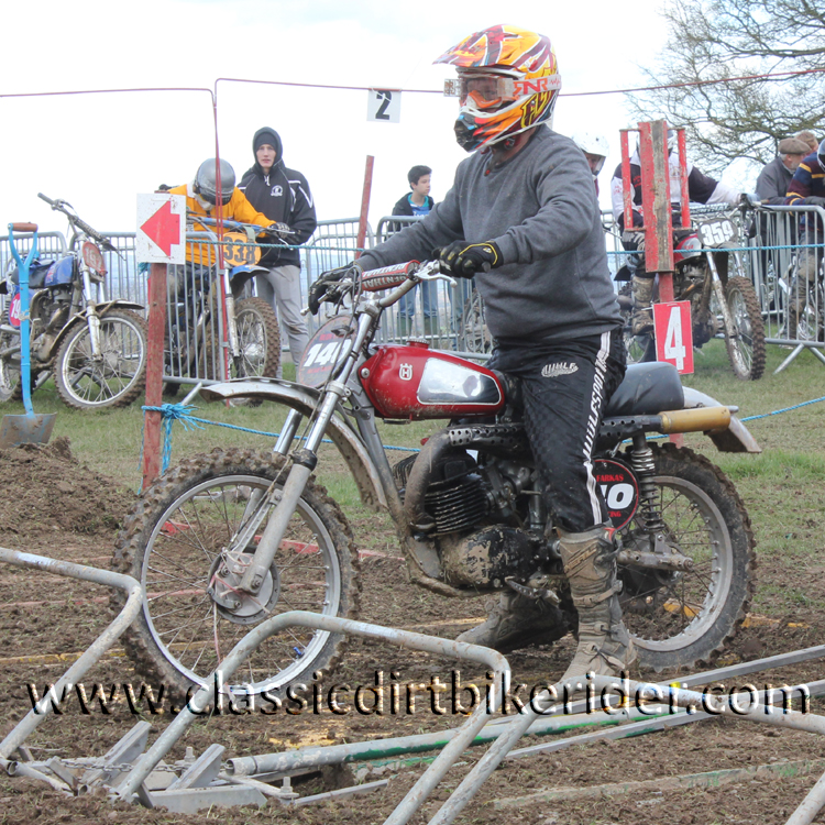 Red Marley Hill Climb 2016 Photos Pictures Report Results www.classicdirtbikerider.com 49