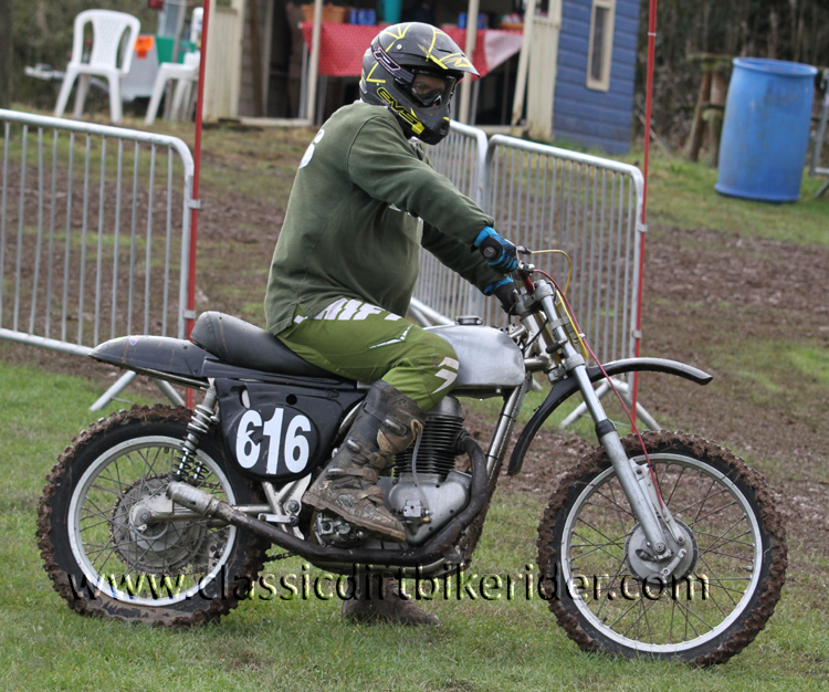 Red Marley Hill Climb 2016 Photos Pictures Report Results www.classicdirtbikerider.com 53