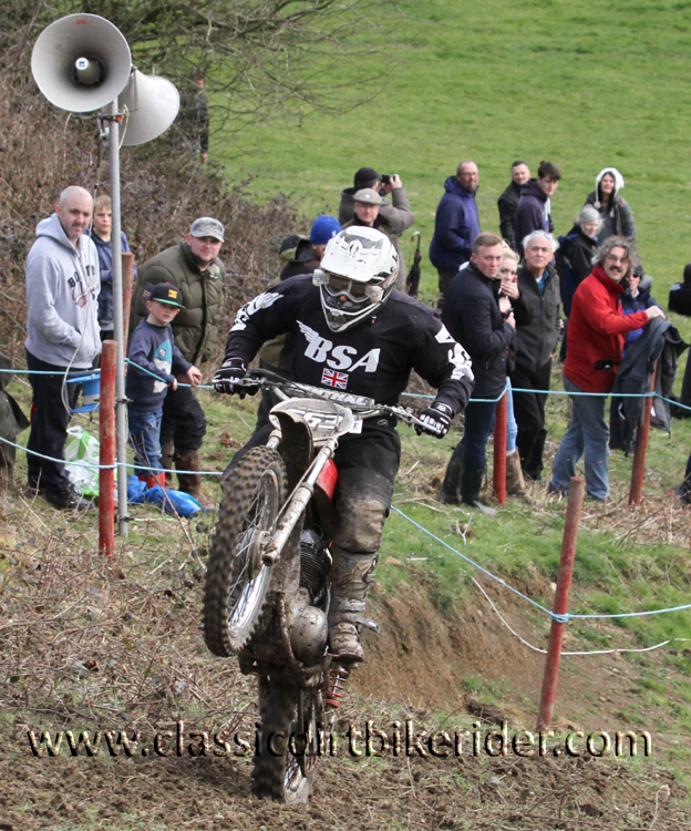 Red Marley Hill Climb 2016 Photos Pictures Report Results www.classicdirtbikerider.com 55