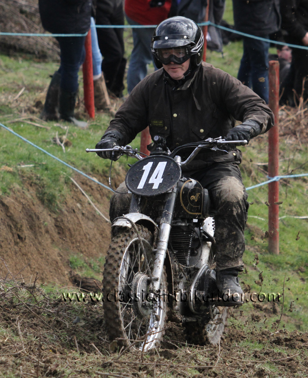 Red Marley Hill Climb 2016 Photos Pictures Report Results www.classicdirtbikerider.com 57
