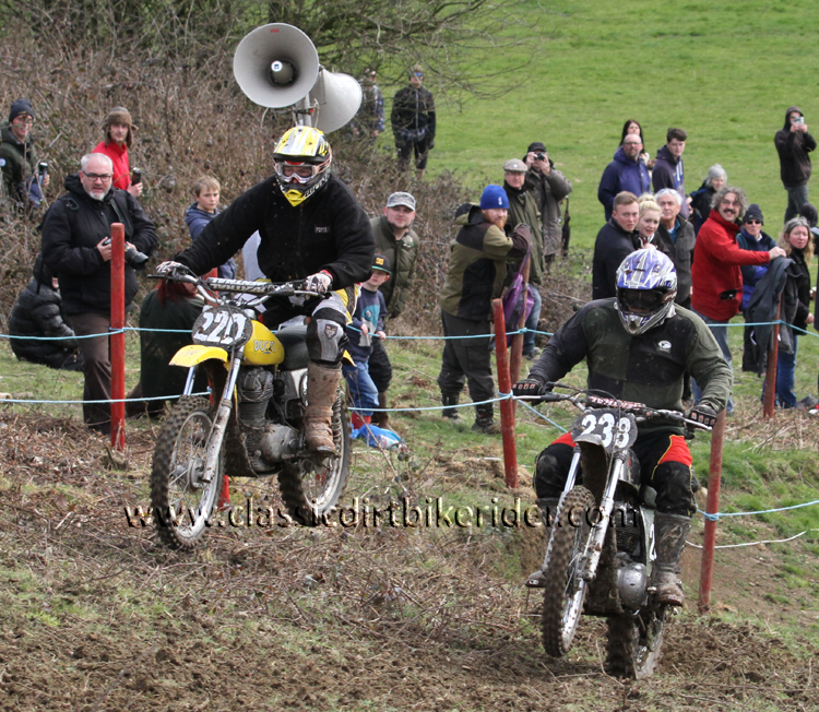 Red Marley Hill Climb 2016 Photos Pictures Report Results www.classicdirtbikerider.com 58
