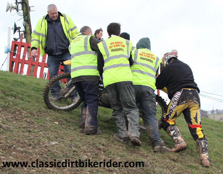 Red Marley Hill Climb 2016 Photos Pictures Report Results www.classicdirtbikerider.com 62